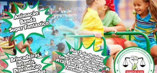 Festa das Crianças - Convite