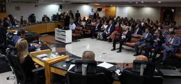 Solenidade marca abertura do Ano Judiciário 2020