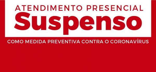 Sindsjus/PI suspende atendimento presencial e funcionará em regime de plantão até 30 de abril