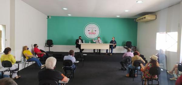 Instaurado o Processo Eleitoral para as Eleições do Sindsjus/PI Triênio 2020/2023