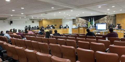 Comissão de Orçamento do TJ-PI aprova Proposta Orçamentária com previsão de 12,37% no reajuste do subsídio dos servidores