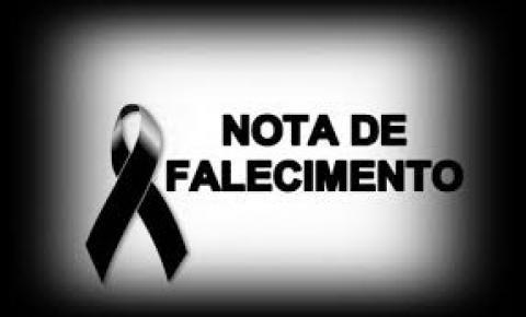 SINDSJUS comunica o falecimento do servidor Francisco Das Chagas Campelo e Silva