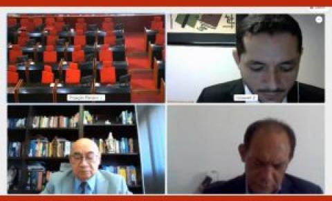TJ-PI participa de audiência sobre Projeto de Lei Orçamentária para 2022